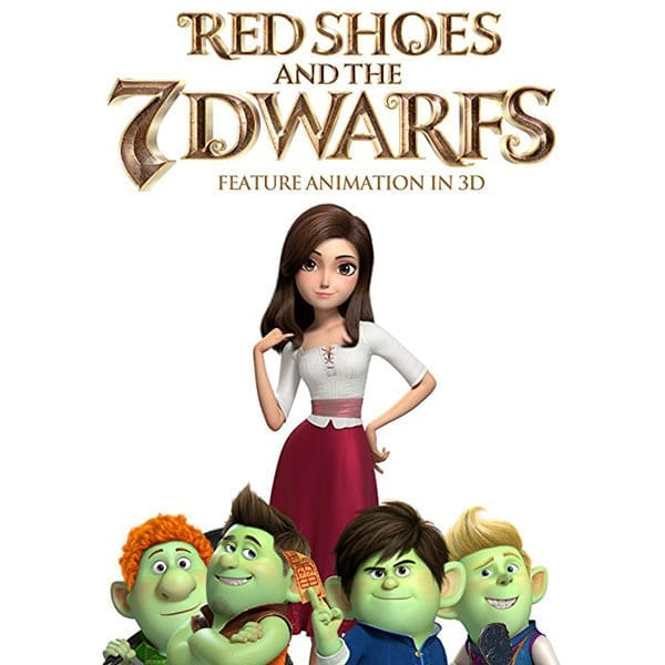 Red Shoes and The 7 Dwarfs