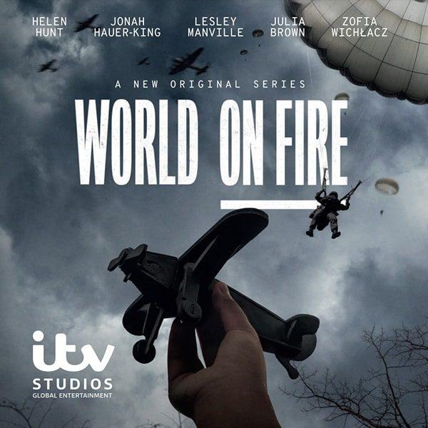 World On Fire (2019) – FAMES